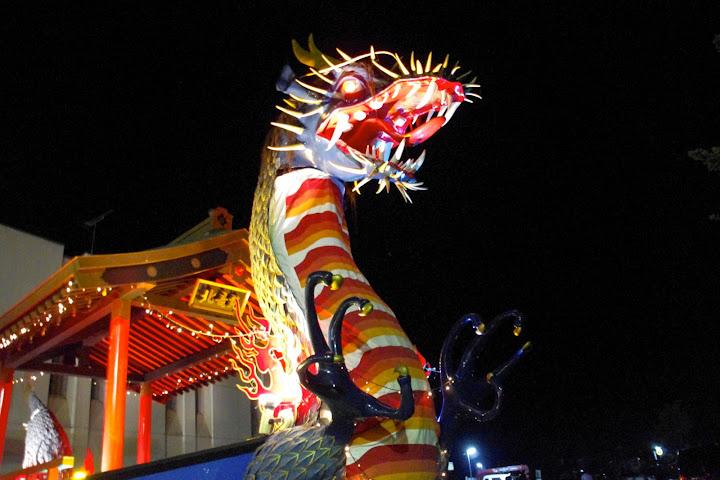 北竜盆踊り大会