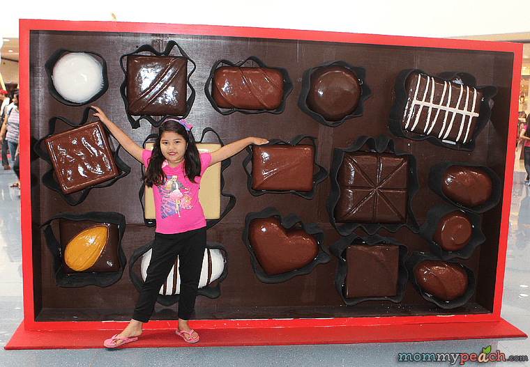 The Chocolate Festival at SM The Block