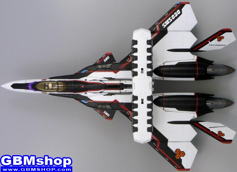 Macross 30 YF-30 Chronos Fighter Mode