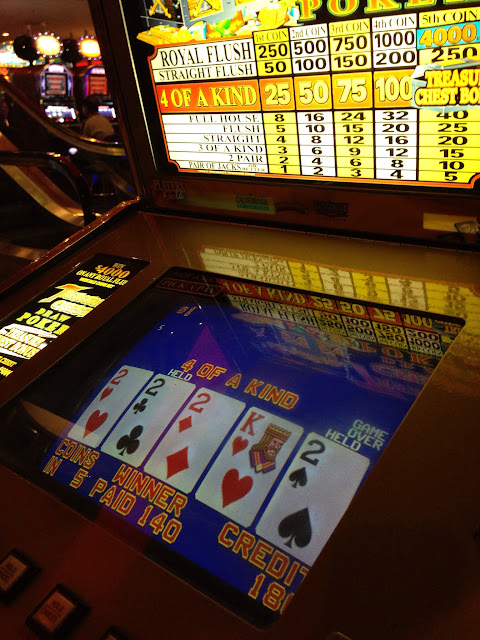 Treasure Chest Video Poker