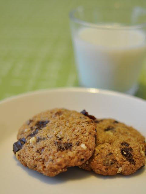 ... keittiössä: Hillary Clinton Chocolate Chip Cookies