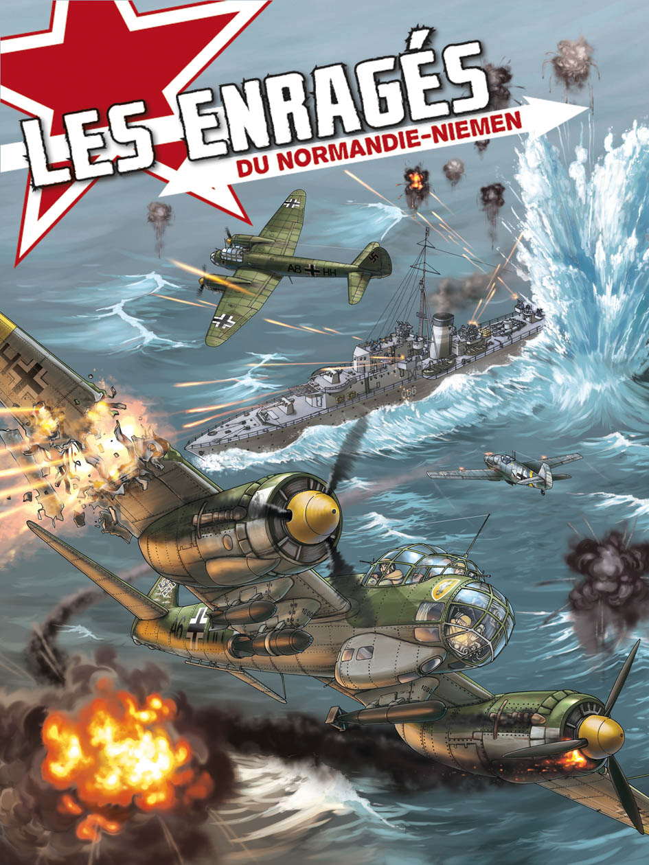 Les enragés du Normandie-Niemen #2