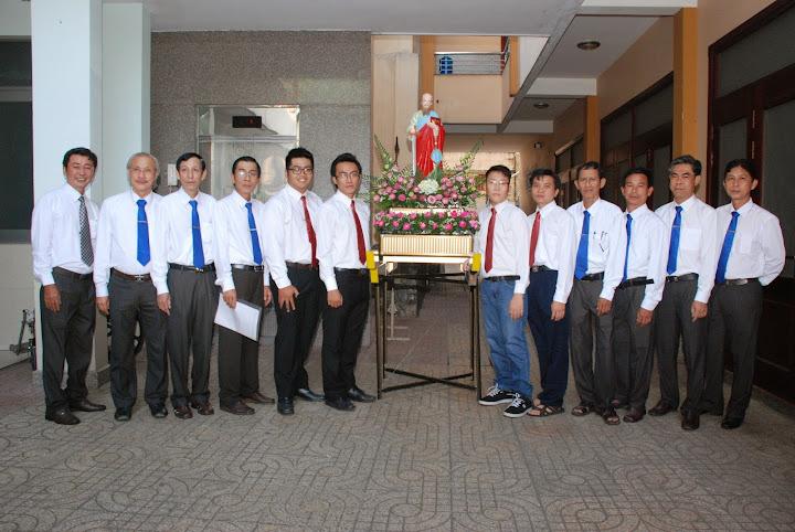 GX Phú Hòa Lễ Kính Thánh Phaolô Tông Đồ Trở Lại