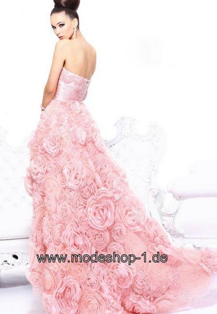 traumhaftes vokuhila abendkleid in rosa mode abendmode schwarz abendkleider abendkleid. Black Bedroom Furniture Sets. Home Design Ideas