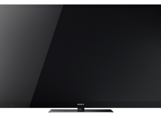 Sony to Unveil 84 Inch 4K LED TV