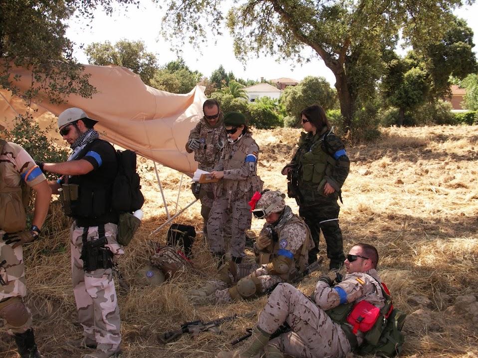 """Fotos de """"THE FINAL WAR"""". La Granja. 23-06-13 PICT0084"""