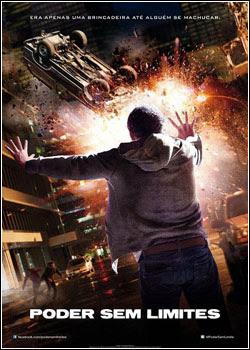 Filme Poster Poder Sem Limites DVDRip XviD Dual Audio & RMVB Dublado