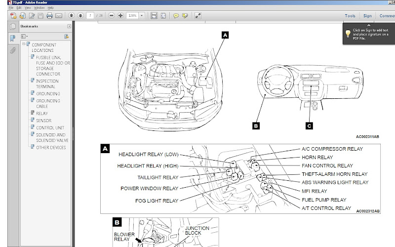 relays question about relay positions 2000 mitsubishi galant fuse box diagram at crackthecode.co