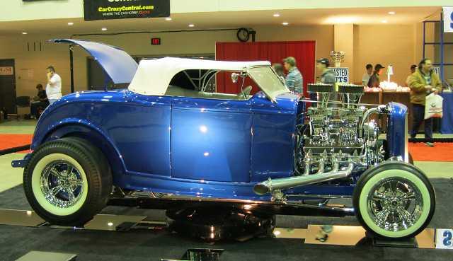 Custom cars dazzle at the 2011 Detroit Autorama 12