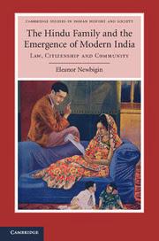[Newbigin: The Hindu Family and the Emergence of Modern India, 2013]