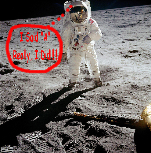 how to go on moon