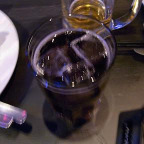 菊地真特製!黒酢とミックスベリーの健康ドリンク