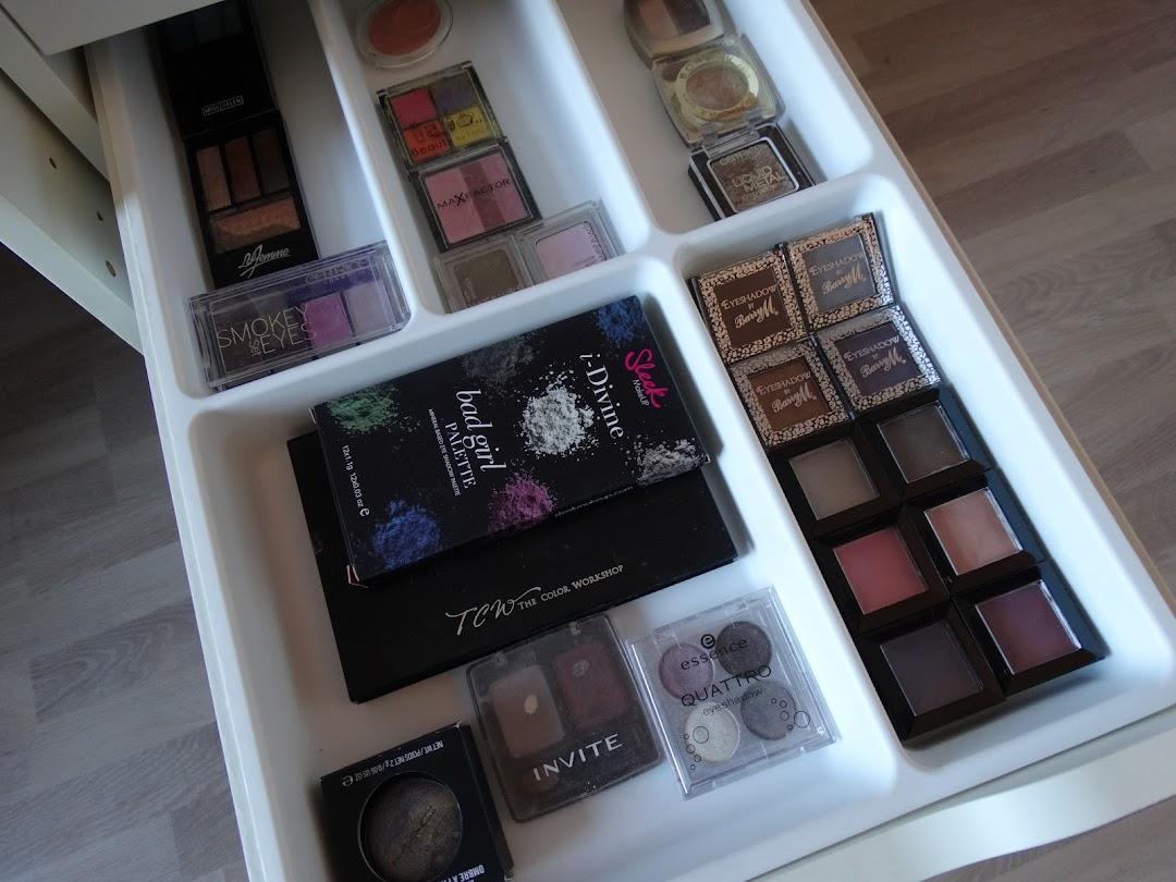 Spiksplinternieuw Make-up opbergen in ALEX ladeblok | Esmée Lifestyle KU-01