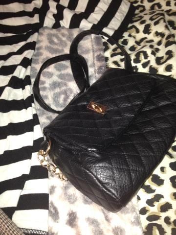Primark Black Handbag