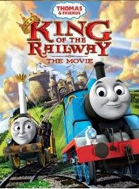 Vị Vua Đường Ray - Thomas & Friends: King Of The Railway poster