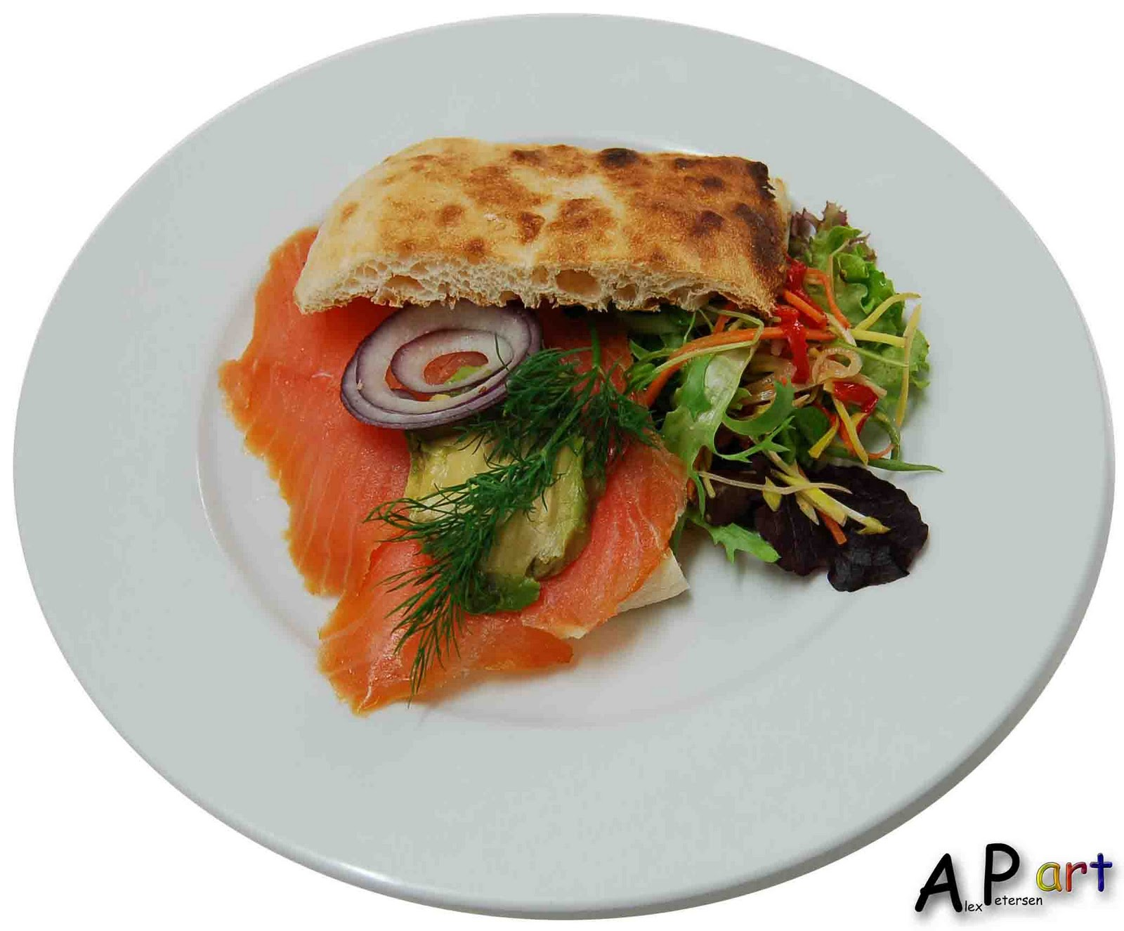 dec514a8737777 Smoked Salmon on Turkish Bread - AlexTheContemporaryCulinarianprint