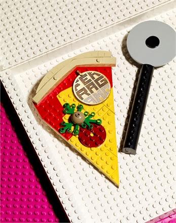 * LEGO x Vogue Gioiello:最俏皮的饗宴 4