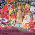 Mother Mary ~ Flower Collage Art Craft