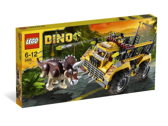 5885 レゴ トリケラトプス・トラッパー