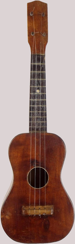 British made Hand & co soprano Ukulele