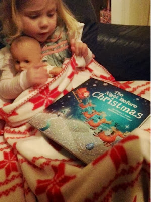 Parragon The Night Before Christmas Maegan Darcie Clement