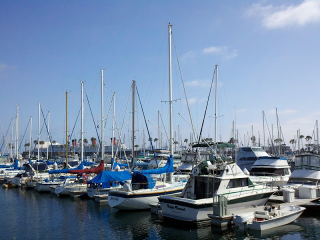 Los Angeles River Ride • Long Beach