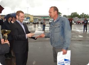Лучшим автоинструктором региона стал Геннадий Гуляев из Торжка