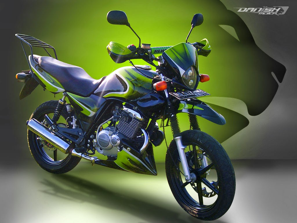 modifikasi skydrive 125