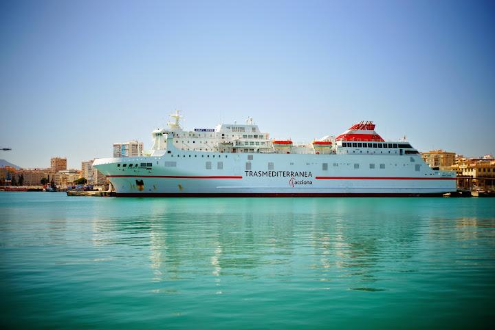 transmediterranea cruise ship