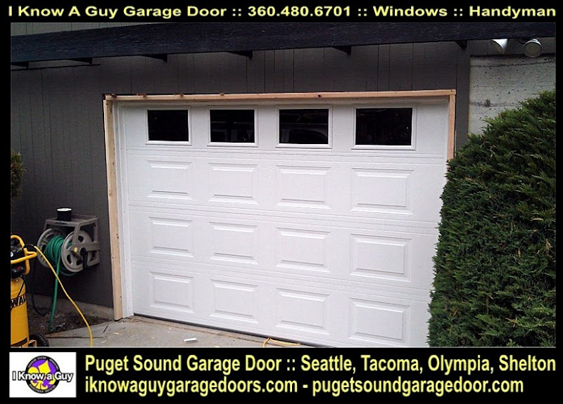 Garage door beacon hill wa gdor seattle tacoma olympia for Garage door repair tacoma