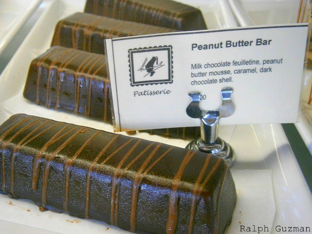 Peanut Butter Bars - Julius Meinl - Chicago, Illinois