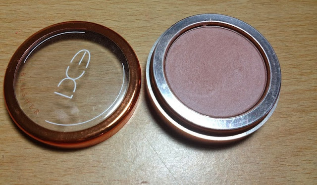 EX1 Cosmetics Jet Set Glow Blush Swatches