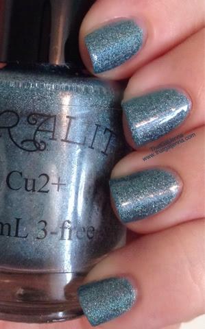 Thatgaljenna Chirality Nail Polish Swatches Cu 2