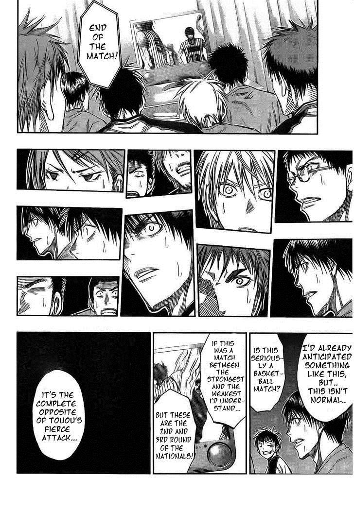 Kuroko no Basket Manga Chapter 144 - Image 16