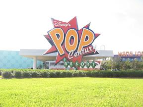 Disney 2004: Pop Culture resort