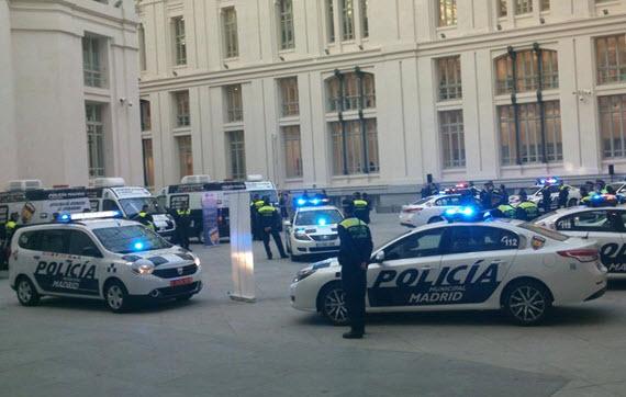 Nuevos servicios y vehículos de la Policía Municipal para el turismo