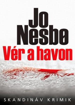 Jo Nesbø: Vér a havon (Animus, 2015)