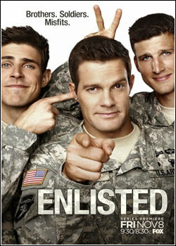 l 2741950 006a05dd Enlisted Episódio 06 e 07 Legendado RMVB + AVI