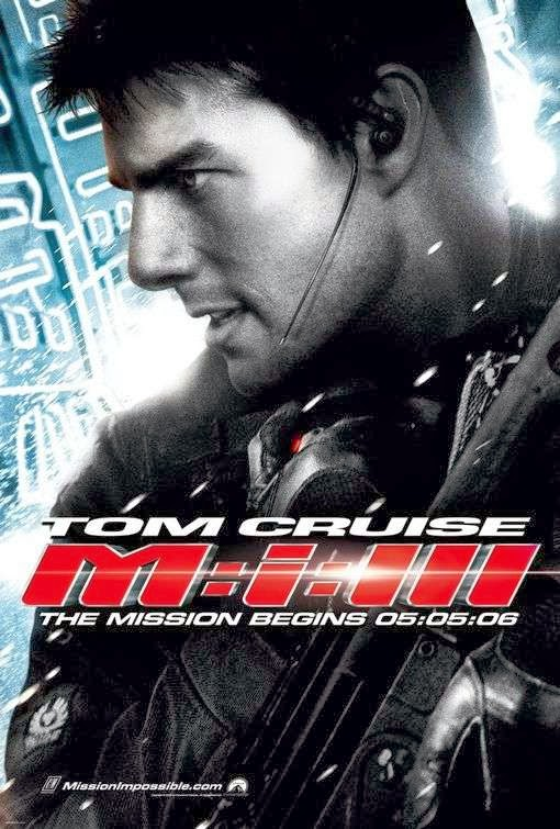 Poster Of Mission: Impossible III (2006) Full Movie Hindi Dubbed Free Download Watch Online At Alldownloads4u.Com
