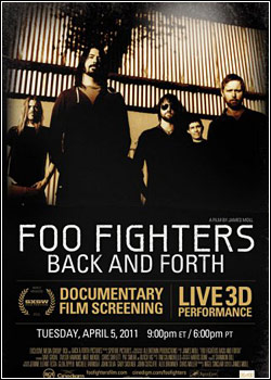 tyasdgsg Download   Foo Fighters: Back and Forth   DVDRip AVi (2011)
