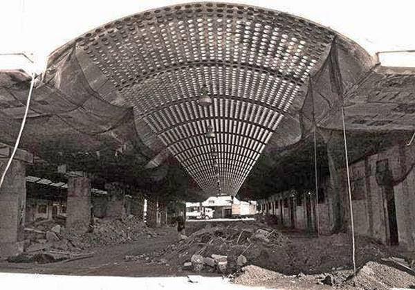 Catania abbandonata, vecchio mercato