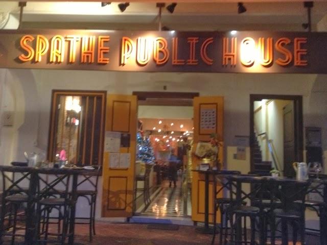 Spathe Public House