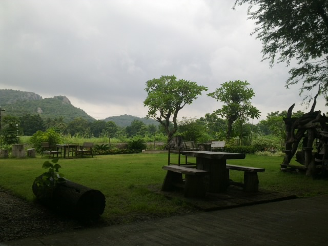 Outdoor Scenery of Taradol Restaurant