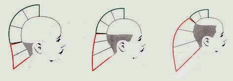 cat toc nu nang cao su ket hop trong thiet ke mau toc 113 Cắt tóc nữ nâng cao: Kiểu tóc cho khuôn mặt trái tim