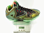 lebron11 kotj ounce Weightionary