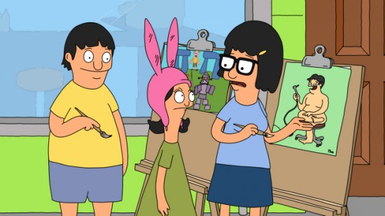 Bob S Burgers Art Crawl
