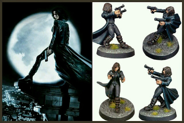 Selene Copplestone Castings