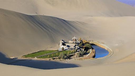 Along the Silk Road, Dunhua, Gansu Province, China.jpg
