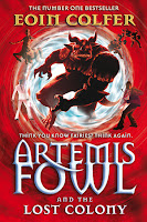 Artemis Fowl: The Lost Colony (Artemis Fowl, Book #5)