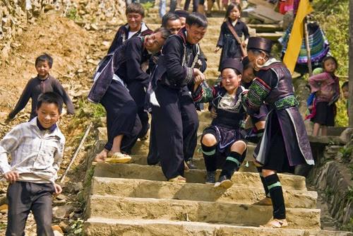 Seznamka hmong laos